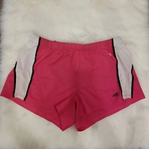 New Balance Pink Athletic Shorts (Breast Cancer)